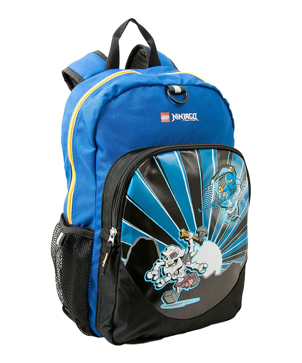 f28fbeb8e28 LEGO Ninjago Lightning Backpack Heritage Backpack