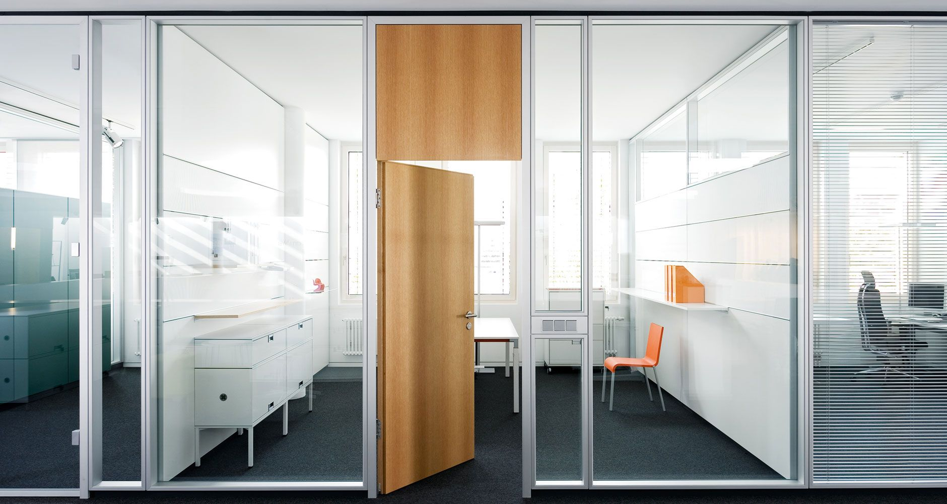 Partition Wall | Neudoerfler Office Systems | CICLOMED | Pinterest ...