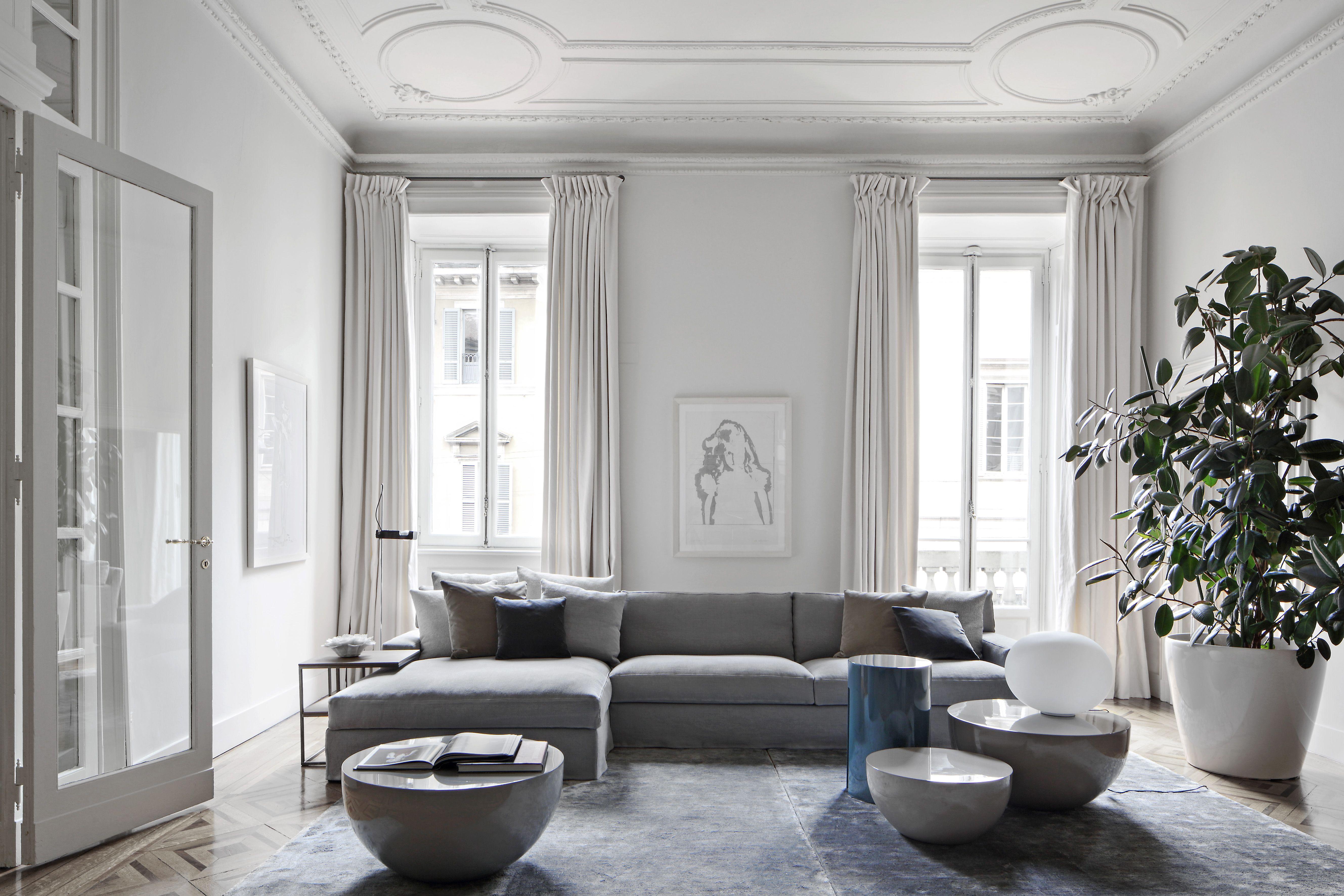 Meridiani Mobili ~ Meridiani i bogart large sofa i bongo low tables i lalit rug