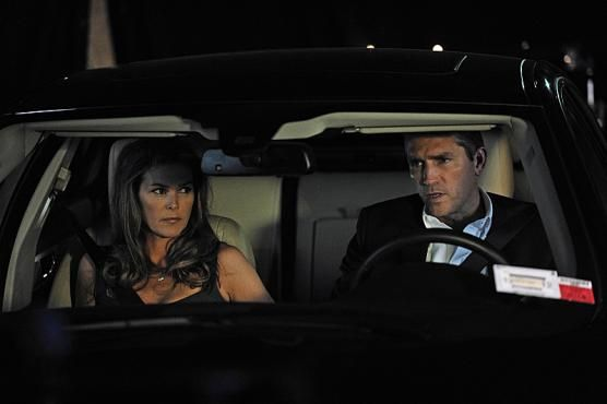 TV Fanatic ... Person of Interest Review: Welcome to Suburbia.  Reese & Zoe in the Suburbs