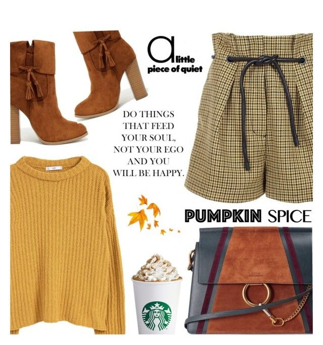"""""""#444"""" by smiljana-s ❤ liked on Polyvore featuring 3.1 Phillip Lim, MANGO, X2B and Chloé"""