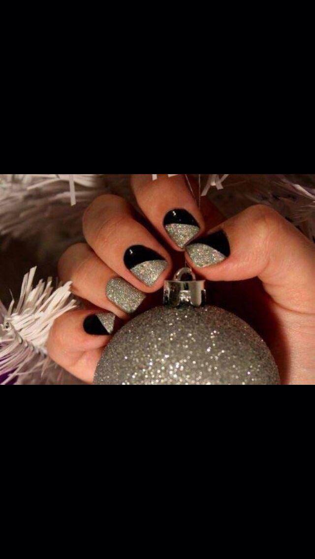 NYE nails! #shoppricelesscontest