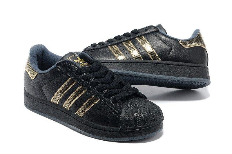 Adidas-Superstar-2-Originals-Shoes-Black-gold_4_3.jpg (800×531)