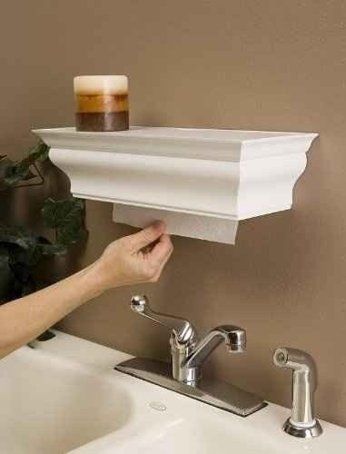 Decorative Paper Towel Holder For Bathroom