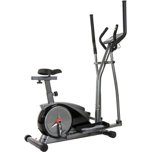 Elliptical Dual Trainer with Seat