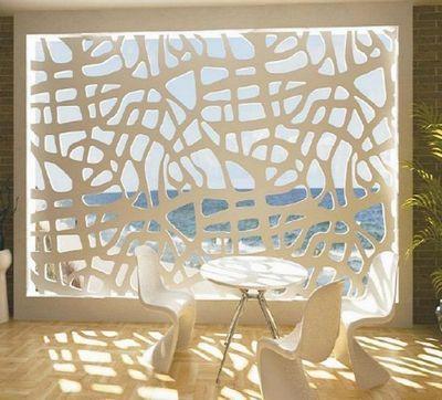 claustra treillis via claustra. Black Bedroom Furniture Sets. Home Design Ideas