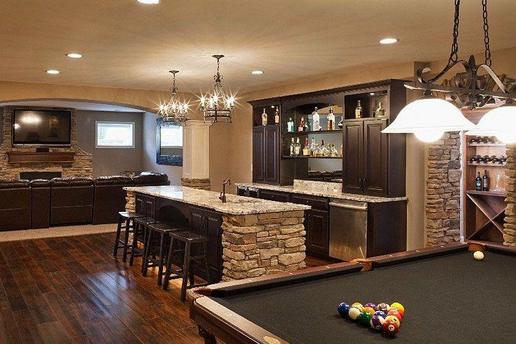 Ideas para instalar un bar en casa - Decofilia | Cocinas | Pinterest ...