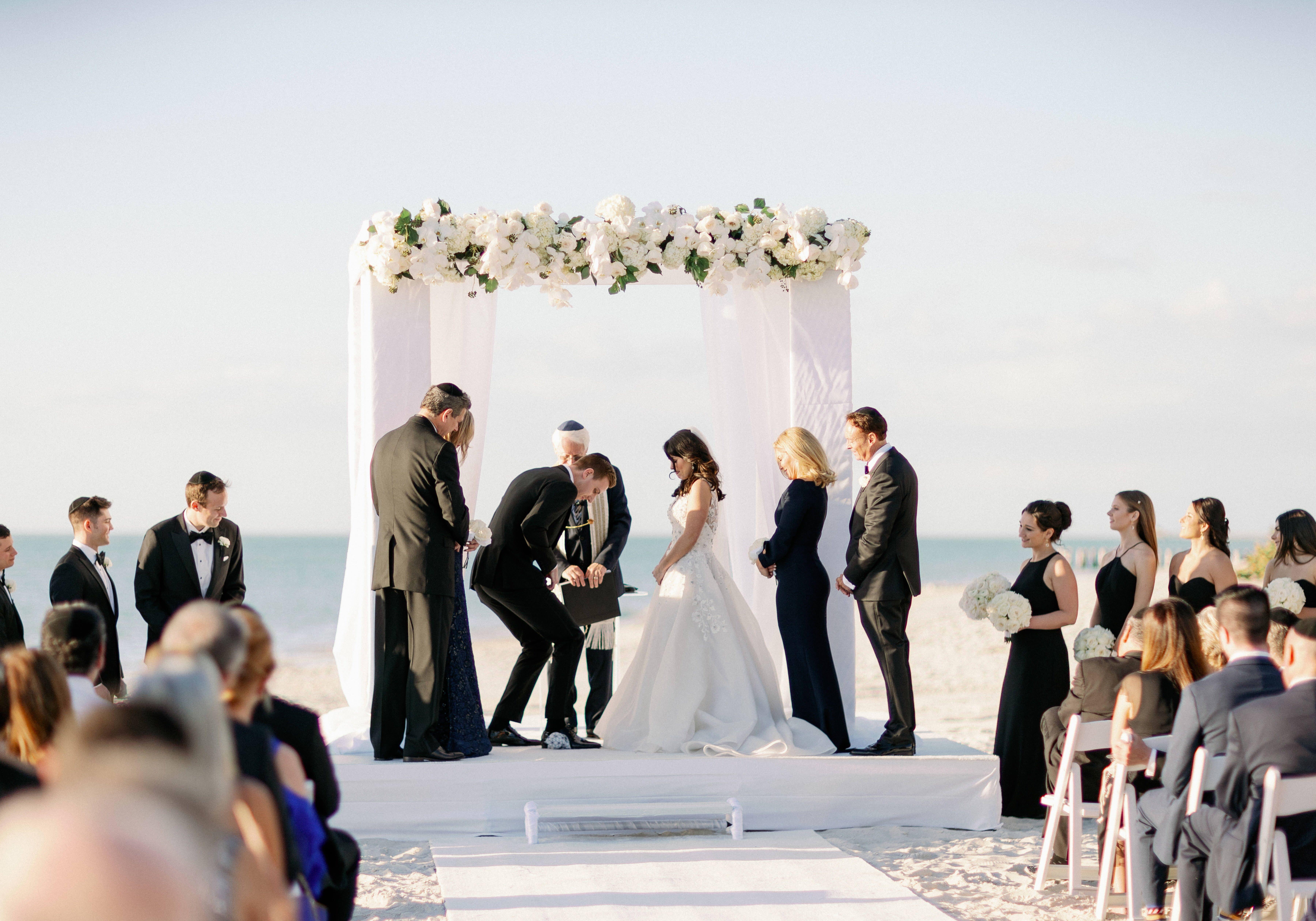 Jewish Wedding Ceremony In 2020 Jewish Wedding Ceremony Destination Wedding Planner Wedding