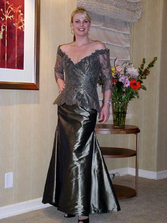 Tina Di Martina Couture Collection - 1331950 Heading for a wedding