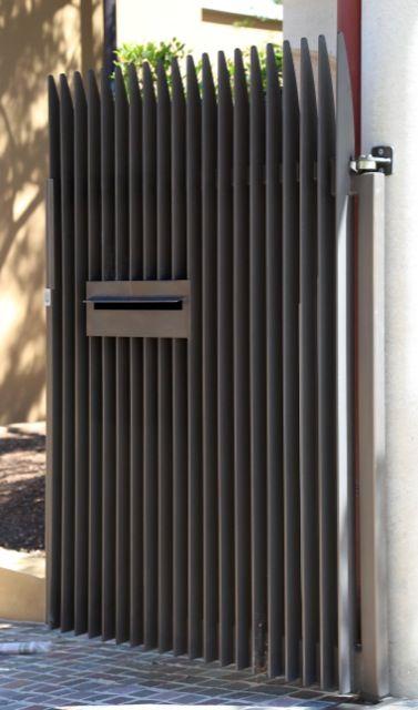 Treasury Bronze Cast Detalles Fence Doors Metal Fence