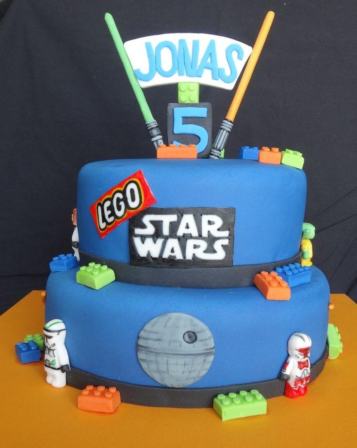 Bien-aimé Lego star wars cakes - Google Search | Star Wars | Pinterest  NU33