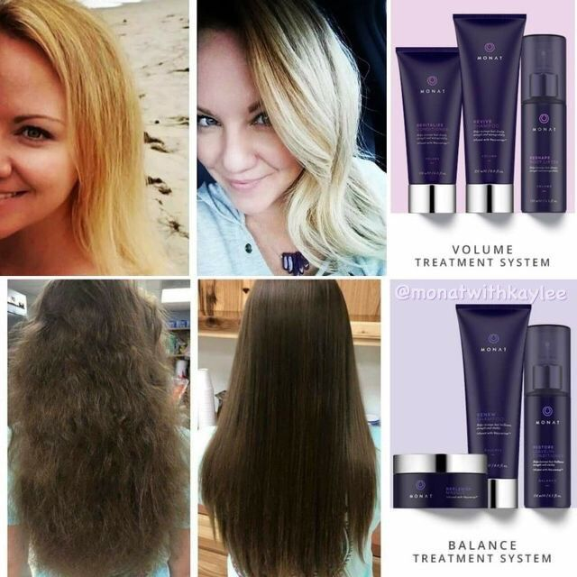 Which Monat System Is For You Do You Have Thin Hair Oily Hair