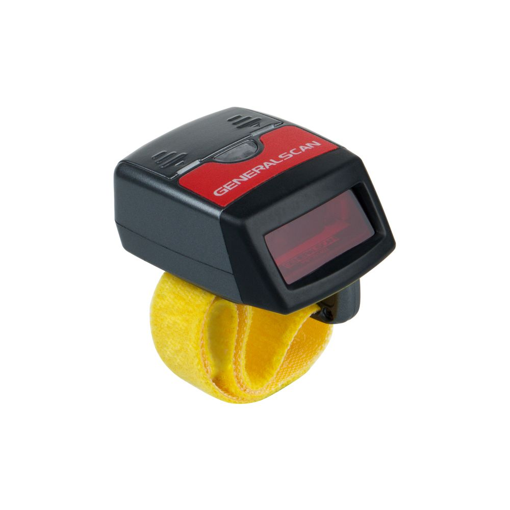 Generalscan Android wireless code reader 1D Laser Bluetooth Ring