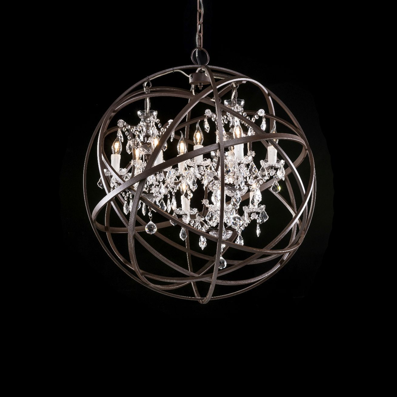 timothy oulton crystal chandelier small # 31