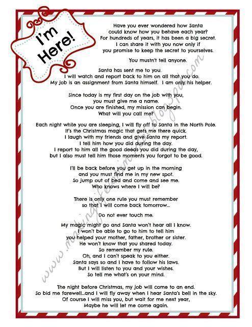 Good Free Elf on the shelf arrival letter #elfontheshelfarrival Elf on the shelf arrival l… – Elf On The Self Concepts Elf on the shelf arrival letter #elfontheshelfarrival Elf on the shelf arrival l… : elf on the sh #Arrival #Concepts #Elf #elfontheshelfarrival #Free #Good #Letter #Shelf #elfontheshelfarrivalletter Good Free Elf on the shelf arrival letter #elfontheshelfarrival Elf on the shelf arrival l… – Elf On The Self Concepts Elf on the shelf arrival letter #elfontheshelfa