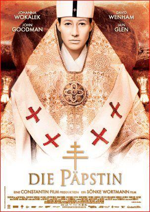 La pontífice #Pelicula #Historia #CulturaGeneral (Película basada en hechos reales, es muy interesante. Un poco de cultura General no hace mal)