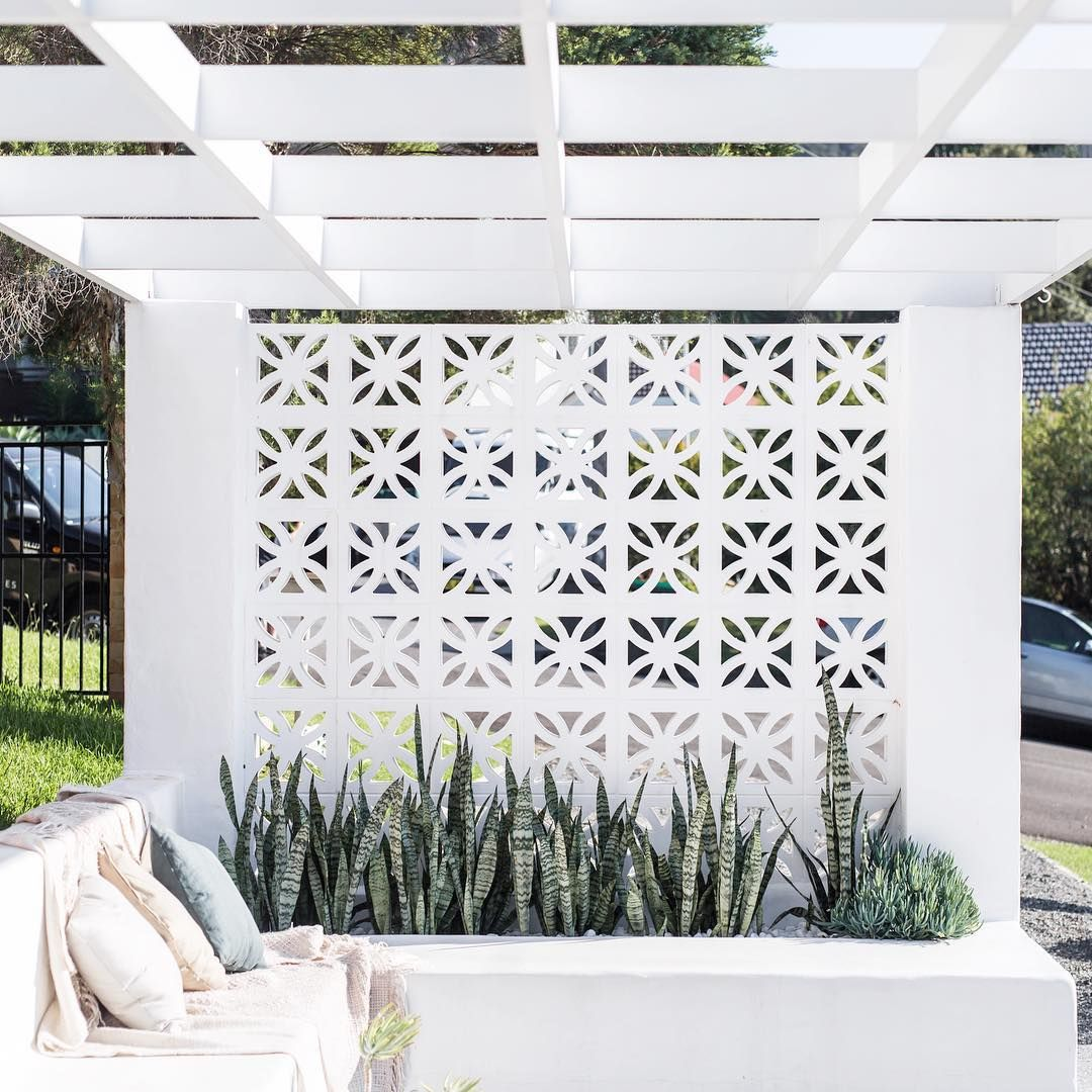 Porch Vs Deck Which Is The More Befitting For Your Home: Breeze Blocks, Backyard, Fig Landscapes