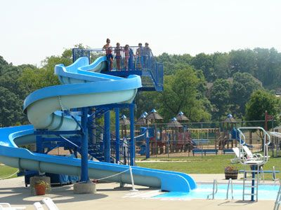 Community waterpark in north boundary park built for play pinterest cranberry township for East boundary road swimming pool