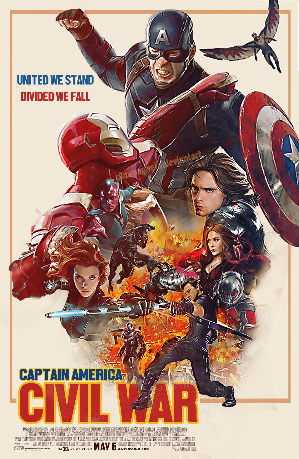Final Style Iron Man Capt America Endgame Original Movie Poster Avengers