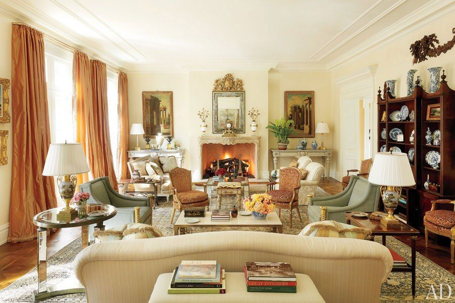 See How Bunny Williams Transformed a 1950s Georgian-Style Home in Virginia