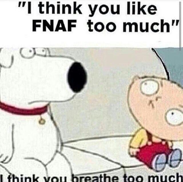 fnaf meme friendships enemies - photo #25