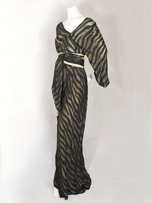Gallery Of Designer Vintage Clothing At Vintage Textile Vintage Outfits Vintage Designer Clothing Vintage Dresses