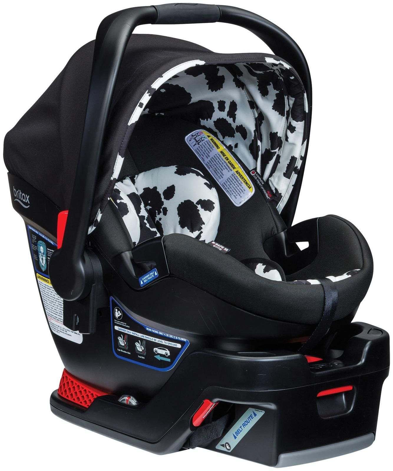 Britax BSafe 35 Elite Infant Car Seat Cowmooflage
