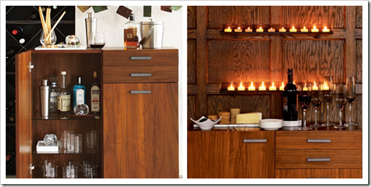 Acacia Mini Bar At Cb2 Google Search