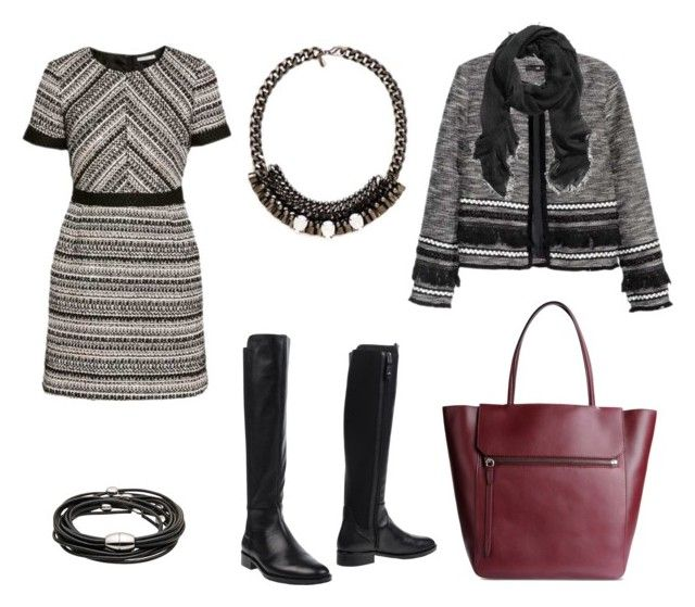 """MSdP AW15 work outfit 3"" by leesawhisker on Polyvore featuring Elvio Zanon, 3.1 Phillip Lim, Disney and Skagen"