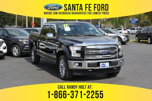 Used 2017 Ford F 150 King Ranch 4x4 Truck For Sale Gainesville Fl