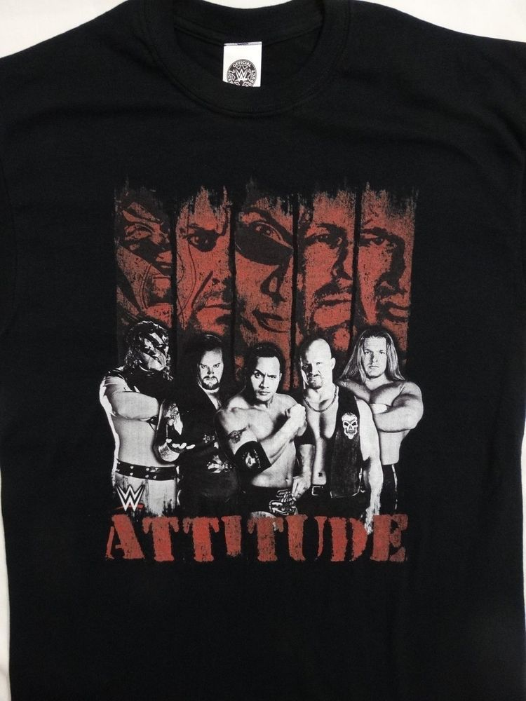 The Rock and Sock Connection Dwayne Johnson Mick Foley WWE Wrestling T-Shirt