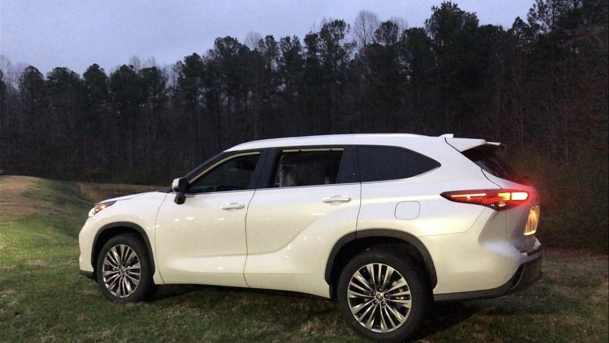 When Will 2020 Toyota Highlander Be Available Redesign Di 2020