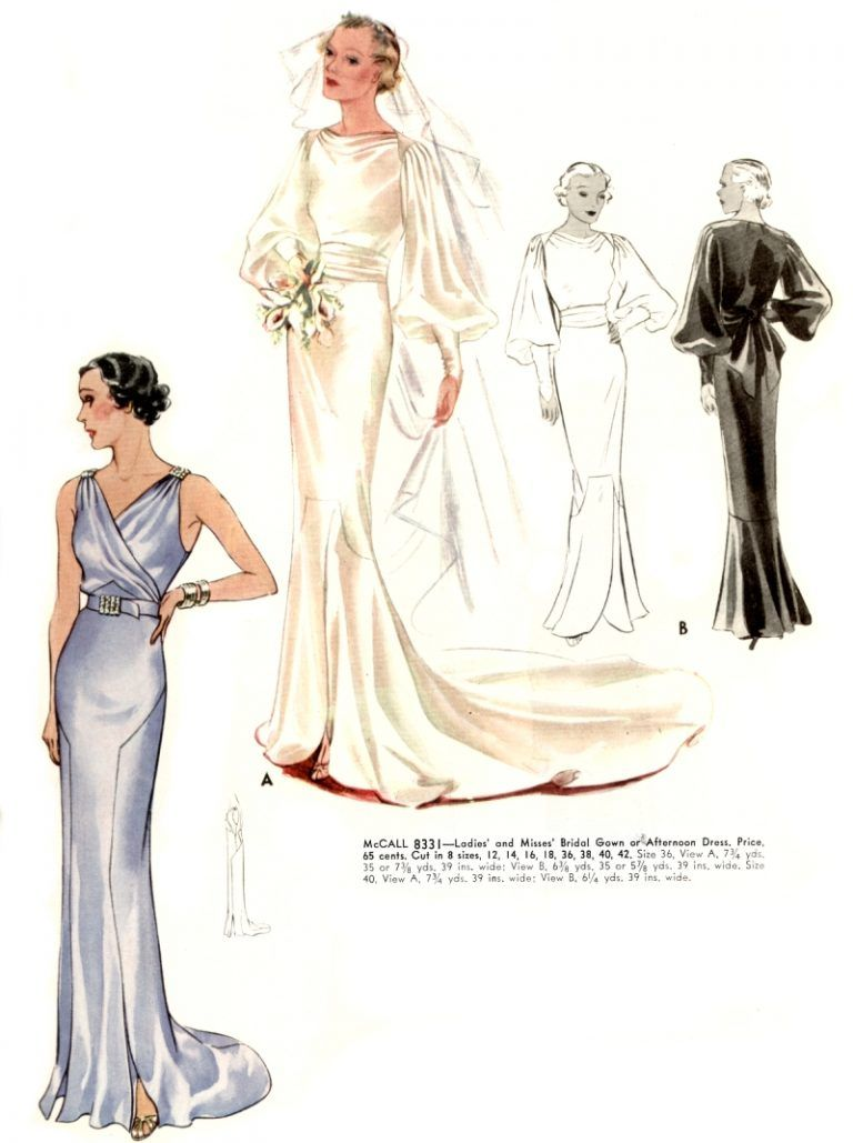 What Did Women Wear In The 1930s 1930s Fashion Guide 1930s Wedding Dress 1930s Fashion Photos Of Dresses [ 1029 x 768 Pixel ]