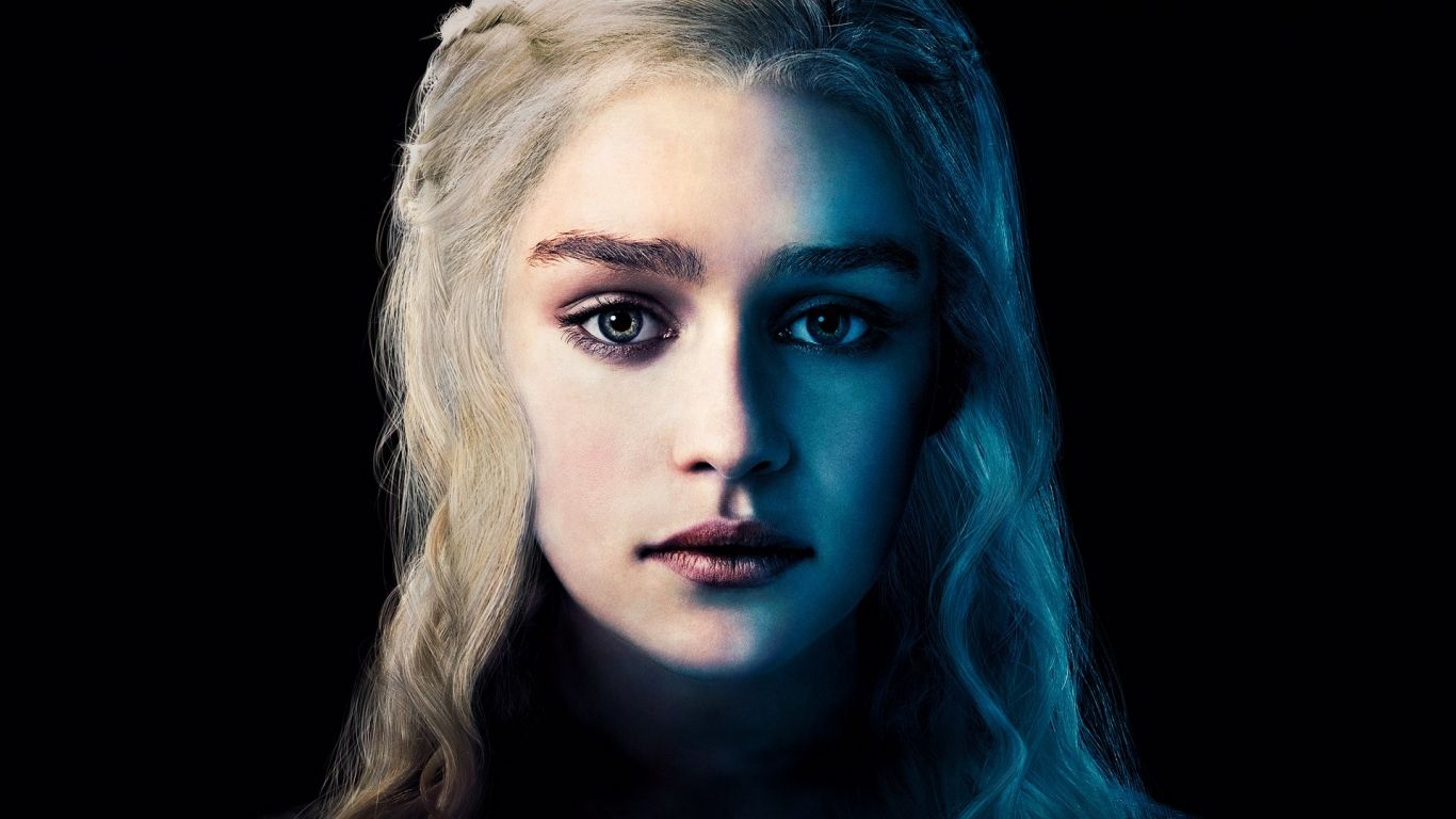 1366x768 Wallpaper Game Of Thrones Emilia Clarke Daenerys
