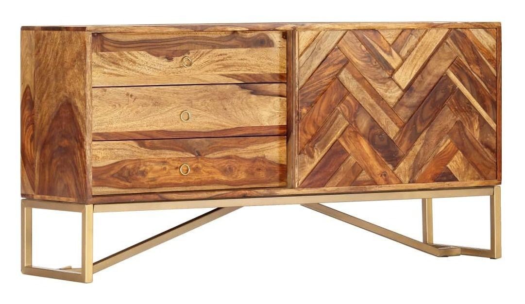 Buffet 118 X 30 X 60 Cm Bois Massif De Sesham 247997 Decor Furniture Home Decor