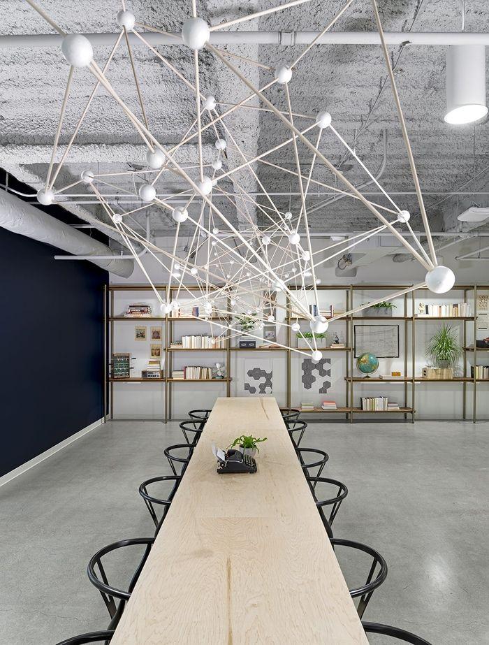 Quid offices san francisco office snapshots · salles de réunionespace de travailexpositionbureautravauxconception
