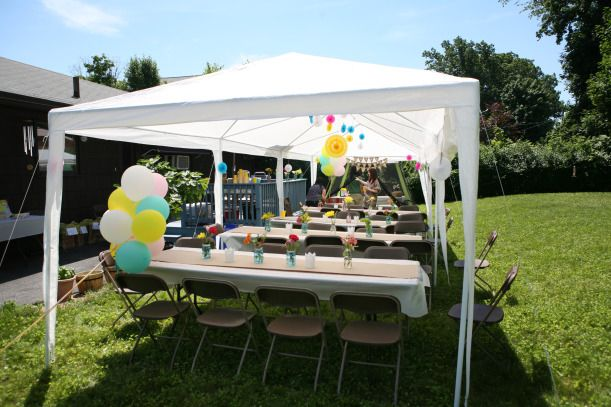 First Birthday Outdoor Tent Birthday Party Tent You Are My