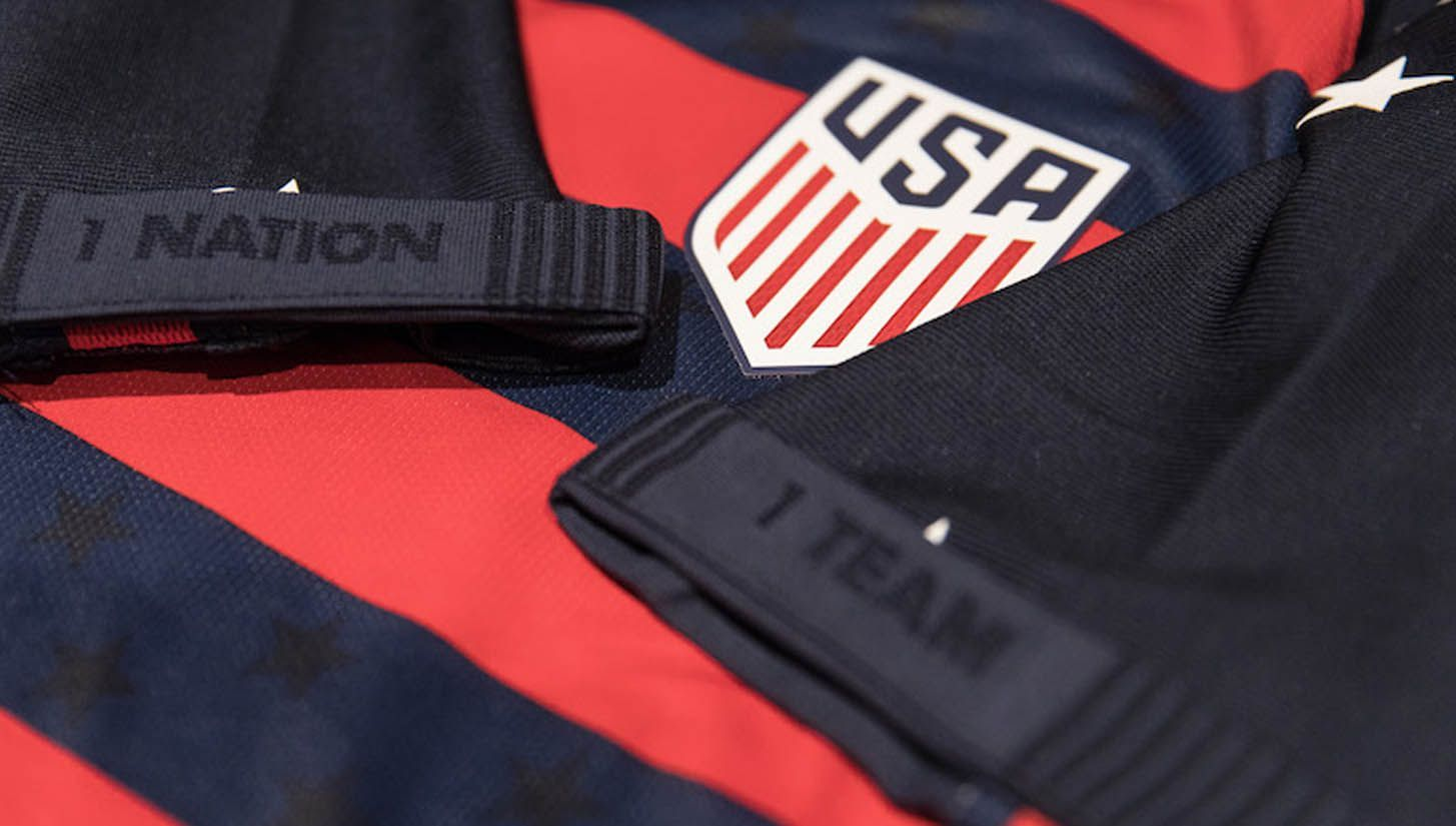Nike+unveiled+USMNT+kit+for+the+2017+Gold+Cup