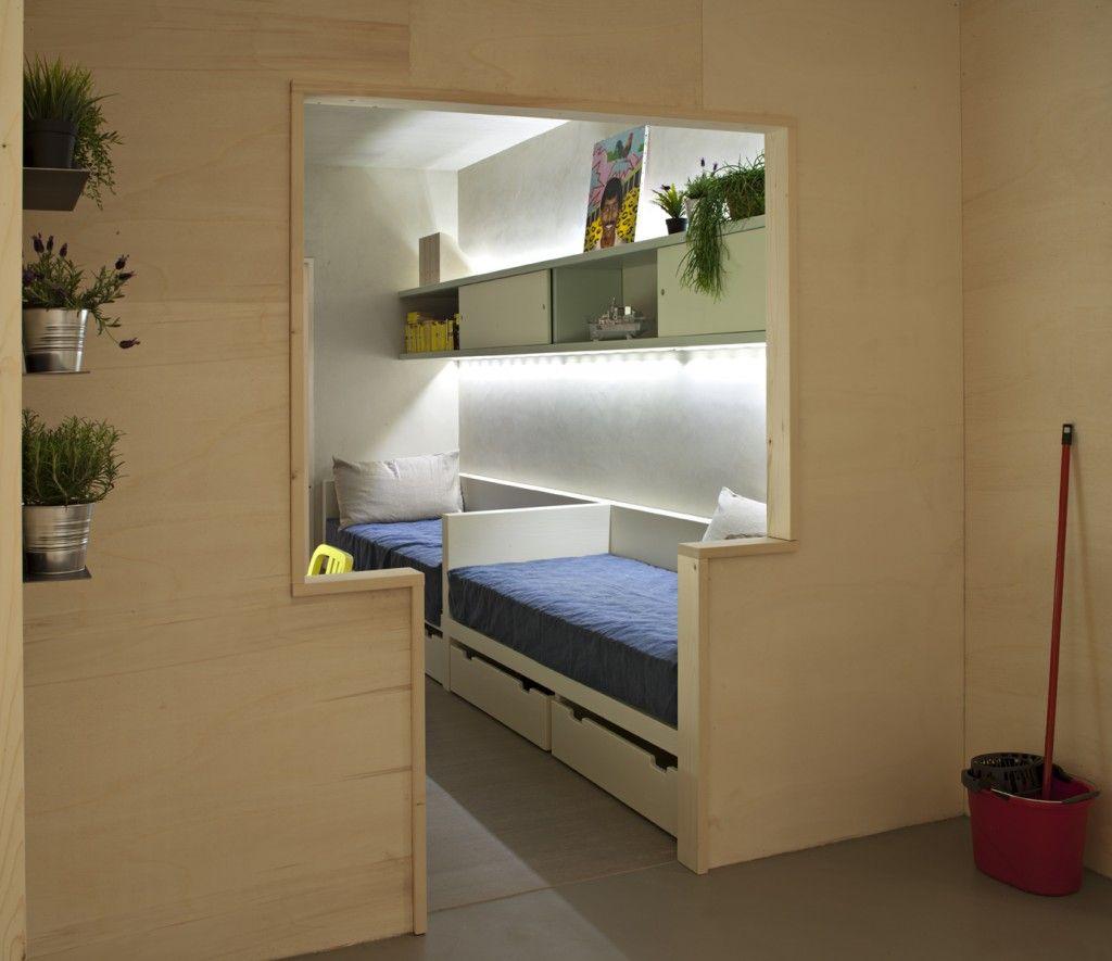 Micro homes designed by prisoners housing design pinterest