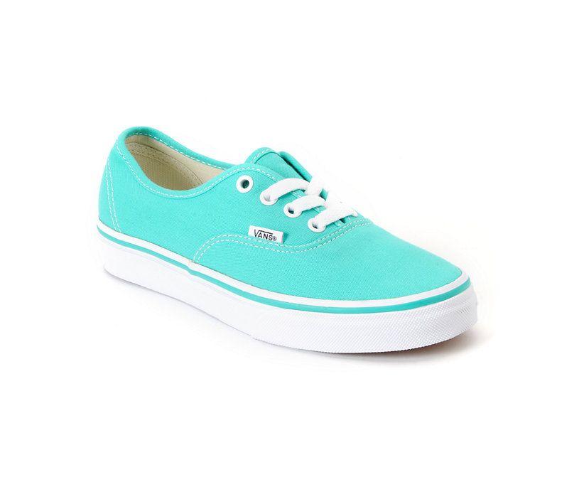 f4d1a45b19 Aqua colored vans