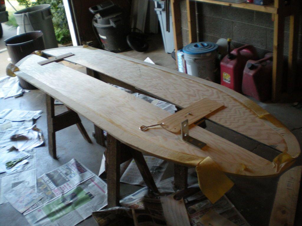 8 folding kayak wood strips how to waterproof wood