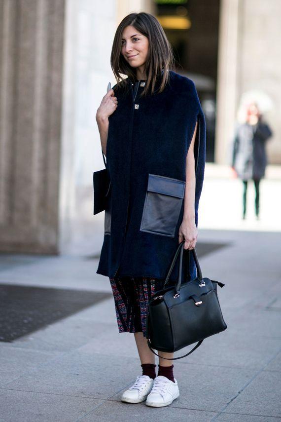 Streetstyles: Unsere Favoriten von der Mailänder Modewoche
