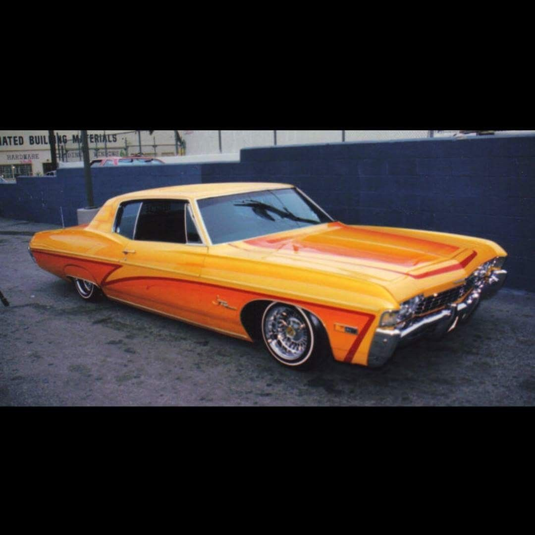 Pin by Earl Gifford on Favs Lowrider cars, 1968 chevy