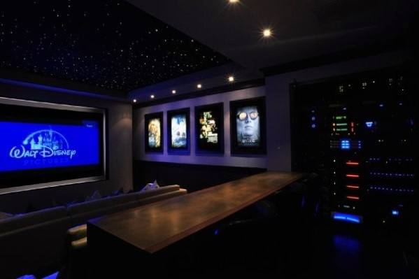 Top 40 Best Home Theater Lighting Ideas Illuminated Ceilings And Walls Home Theater Lighting Best Home Theater Home Cinema Room