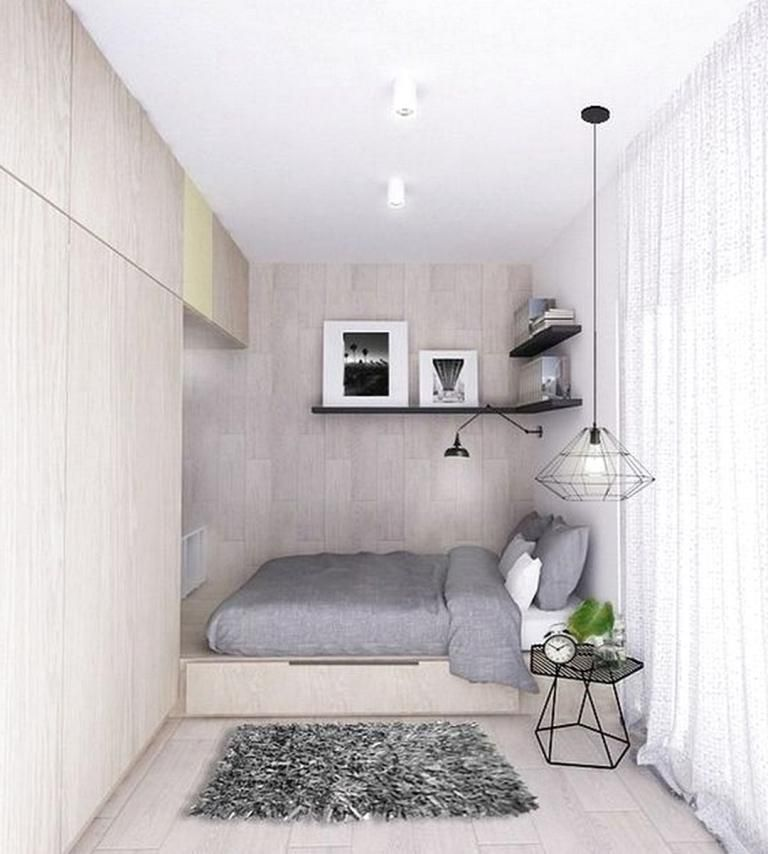 Very small single bedroom ideas