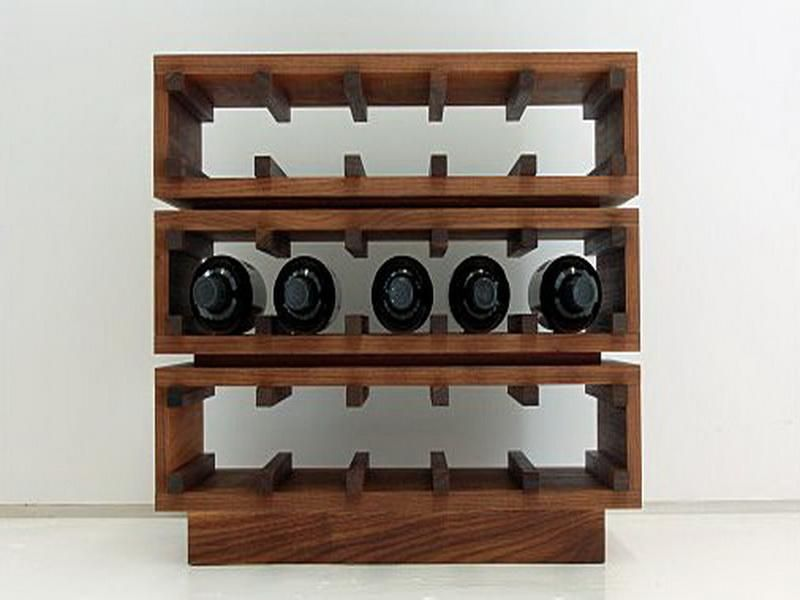 Cool Wine Rack Design Ideas Modern Wine Rack Contemporary Wine