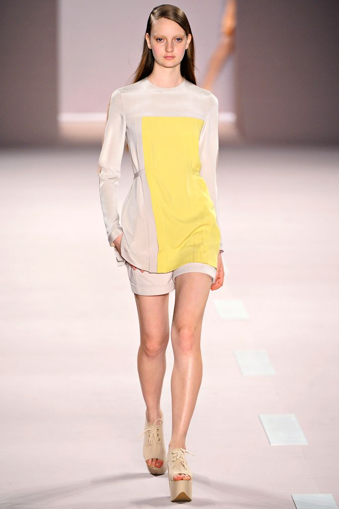 Akris   Spring 2012 Ready-to-Wear Collection   Style.com