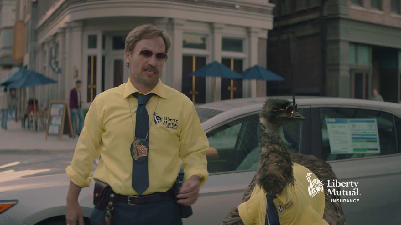 Liberty Mutual Insurance Limu Emu And Doug Pull Out All The