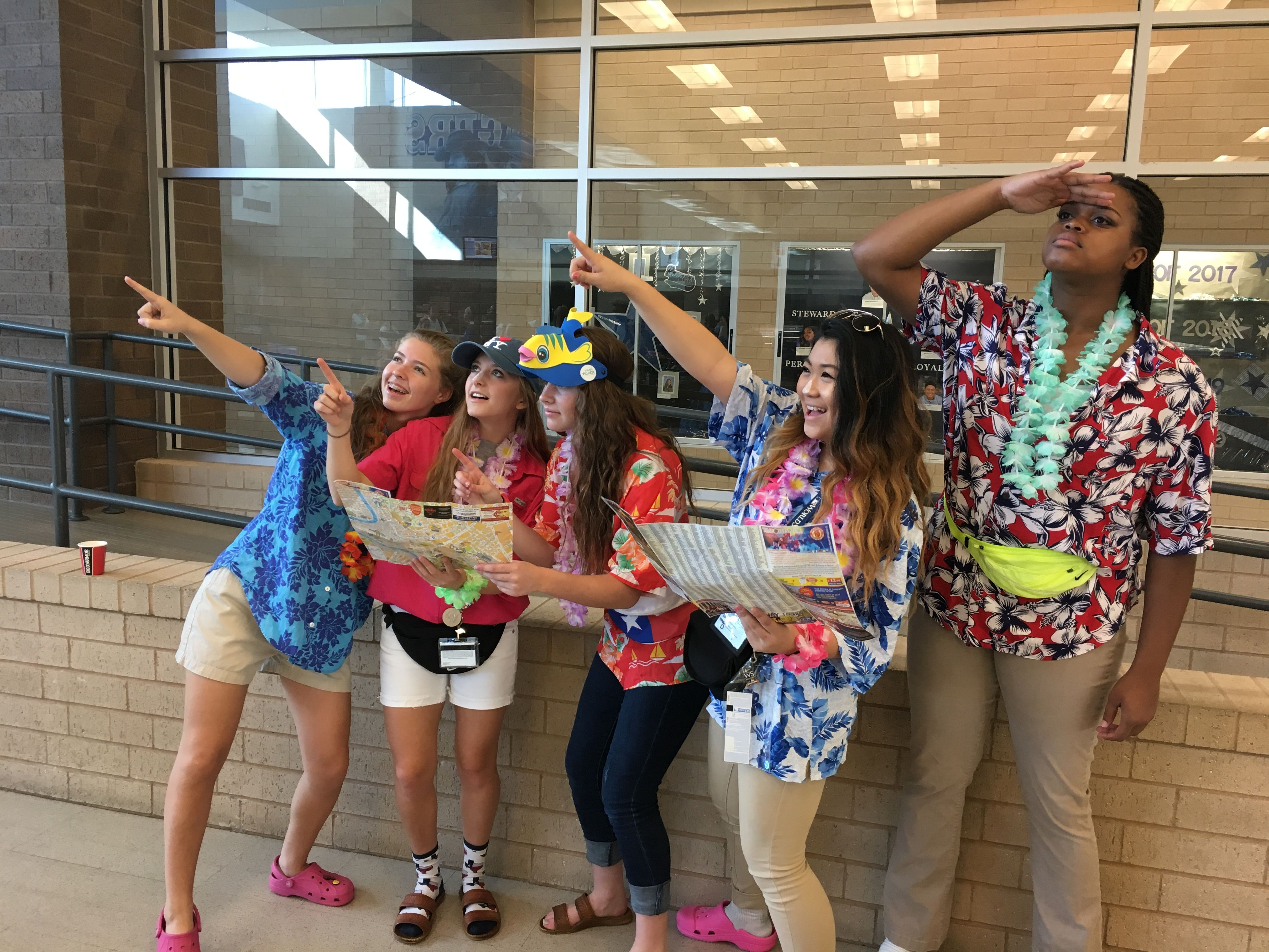tacky tourists spirit day | prom/hoco in 2019 | Tacky ...