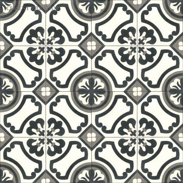 Cement Tile Shop - Encaustic Cement Tile Atlanta   Tile in